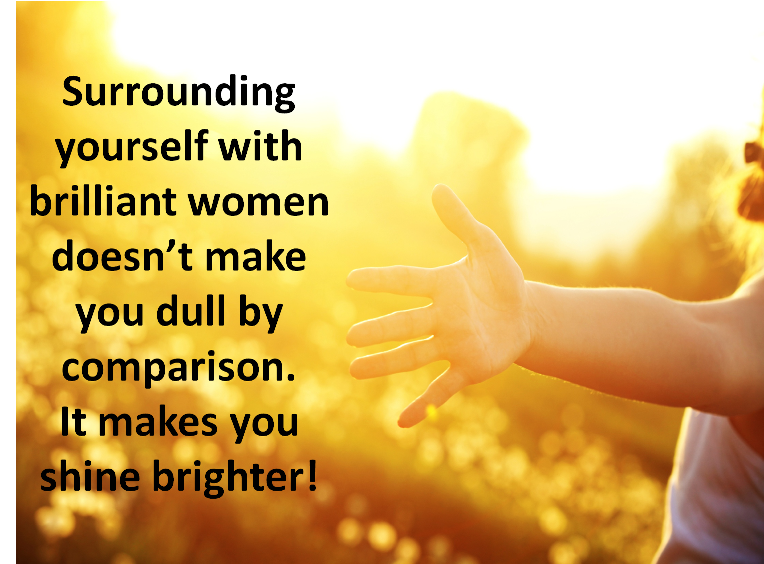 5 Things Successful Women do Differently – #4 They Surround Themselves with Brilliant People!