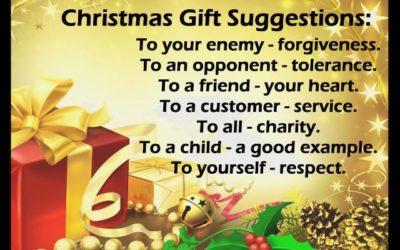 7 Priceless Gift Ideas