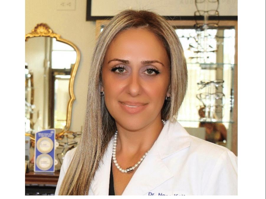 Diva of the week – Nona Kalfayan, O.D.