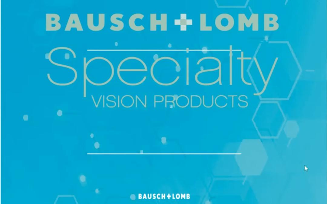Bausch and Lomb ZenLens
